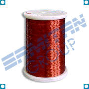 copper wire & strips, enameled copper wires